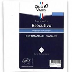 QUOVADIS RICAMBIO AGENDA SETT