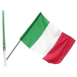 BANDIERA ITALIA CON ASTA 90X150 - 004739