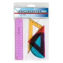 SET GEOMETRY SET COLOR TRASPARENTE- 3590