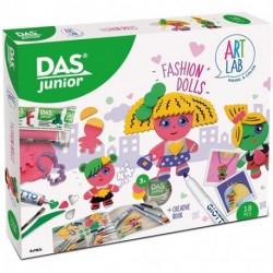 DAS JUNIOR ART LAB FASHION DOLLS